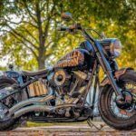 Harley Davidson Sena Bluetooth Motorcycle Headset
