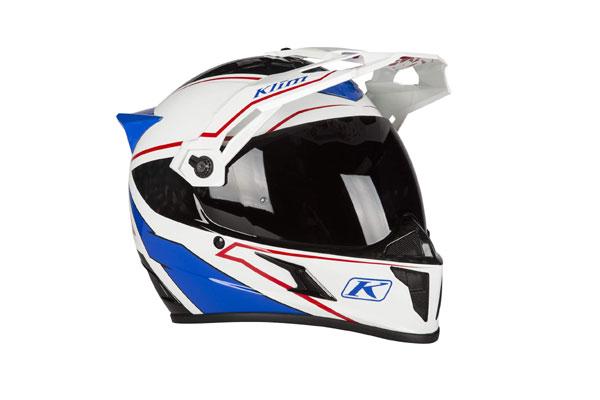 KLIM Krios Karbon Adventure Helmet