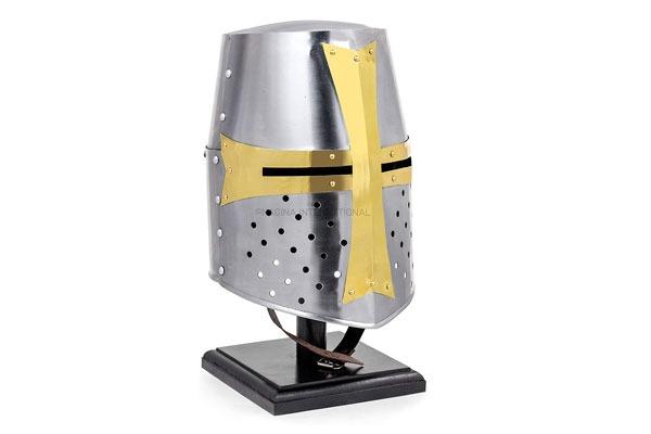 Nagina-International-Crusaders-Templar-Helmet