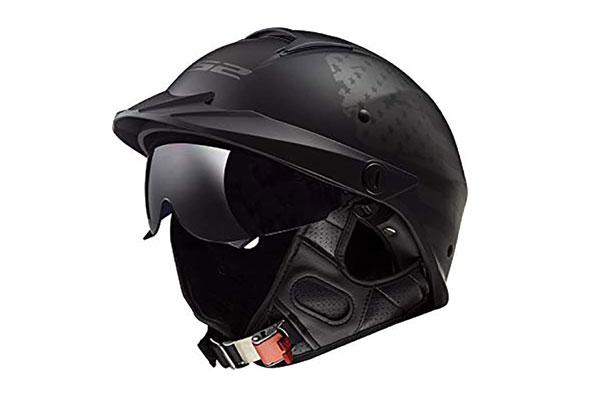Best rated half helmet