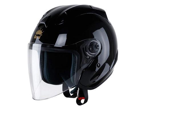 Royal-M17-Open-face-Motorcy