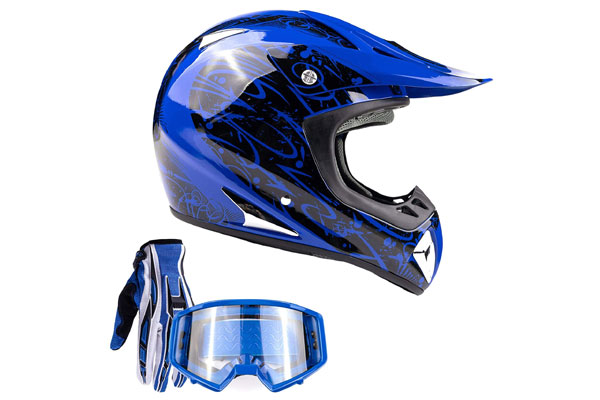Typhoon-Blue-MX-Helmet