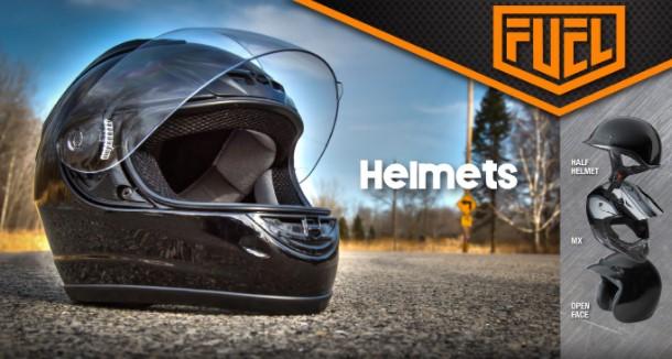 Fuel Helmets