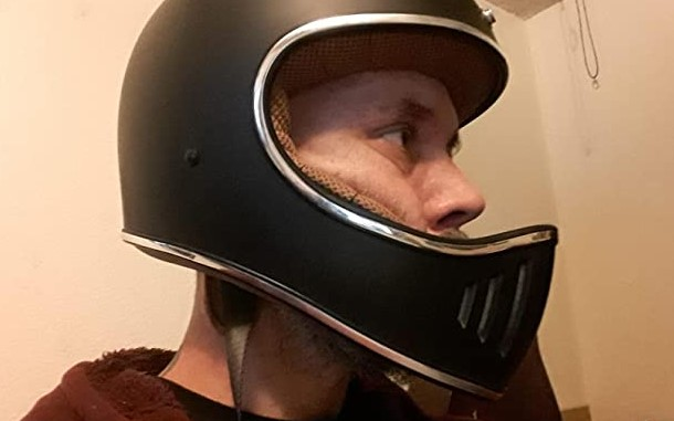GDM Full Face Motorcycle Helmet