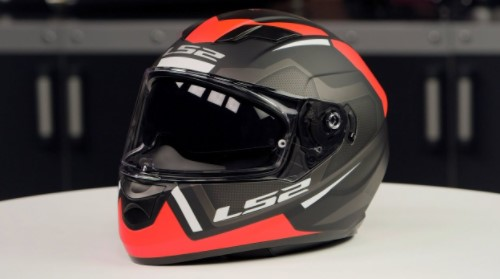 LS2 Full Face Stream Street Helmet