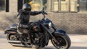 Why Do Harley Riders Wear Full-Face Helmets